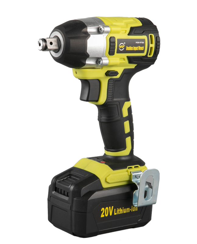brushless impact wrench POB-YFT06