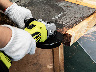 The emergence of power tools has changed the way of human production